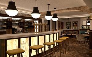 El primer hotel de España con fábrica propia de cerveza alemana abrirá en enero en Estepona