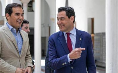 Juanma Moreno subraya la «solidez y estabilidad» que aportan a Andalucía los nuevos presupuestos