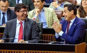 Marín subraya la estabilidad que supone la aprobación de los presupuestos, que garantizan servicios públicos y fomentan la inversión y el empleo