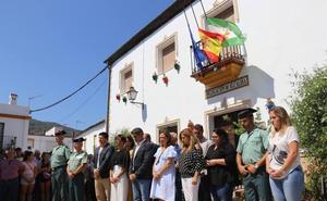 Vecinos condenan el asesinato machista en la Estación de Gaucín