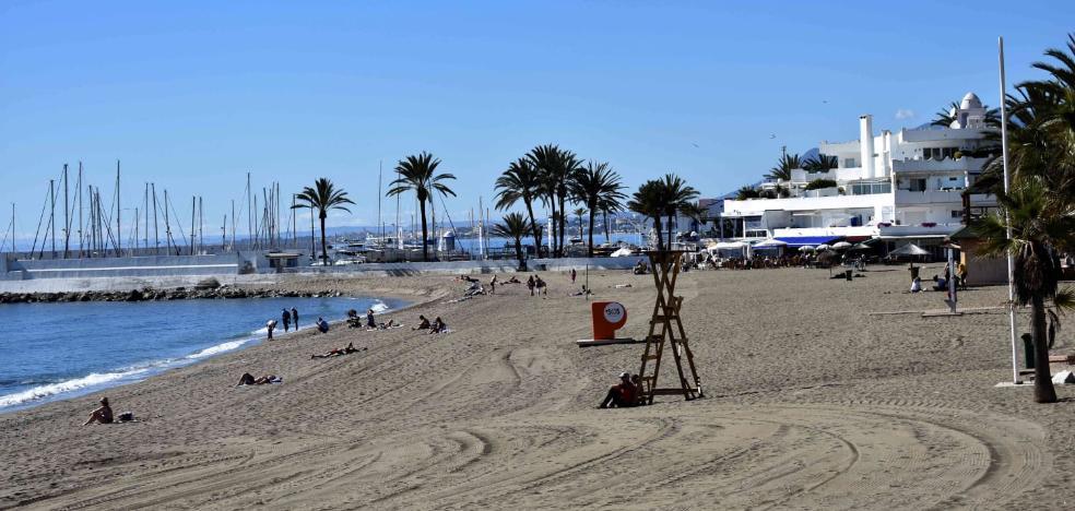 El Gobierno adjudica la redacción del proyecto para estabilizar las playas del centro de Marbella