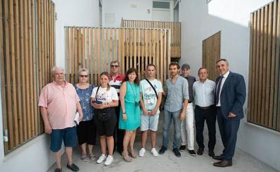 El Ayuntamiento de Málaga entrega una promoción de cinco VPO en régimen de alquiler en el barrio de la Trinidad