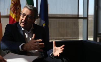 Francisco Salado: «Pretendo que los alcaldes tengan más voz en la Diputación, que sean los arquitectos de las decisiones»