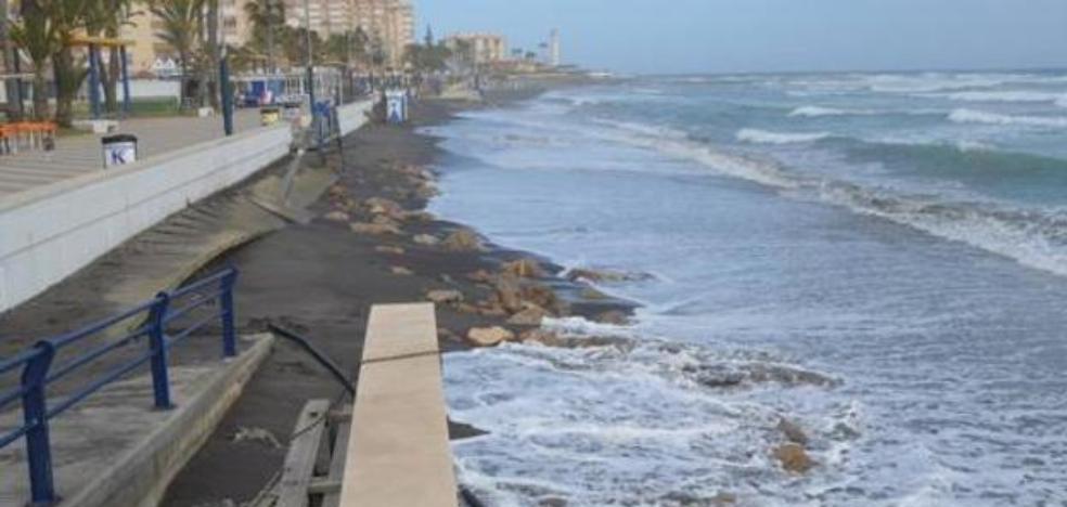 Costas adjudica la redacción de los proyectos para estabilizar playas en Marbella y Torrox