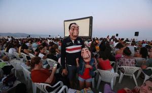 'La Casa de Papel' da el golpe en Málaga