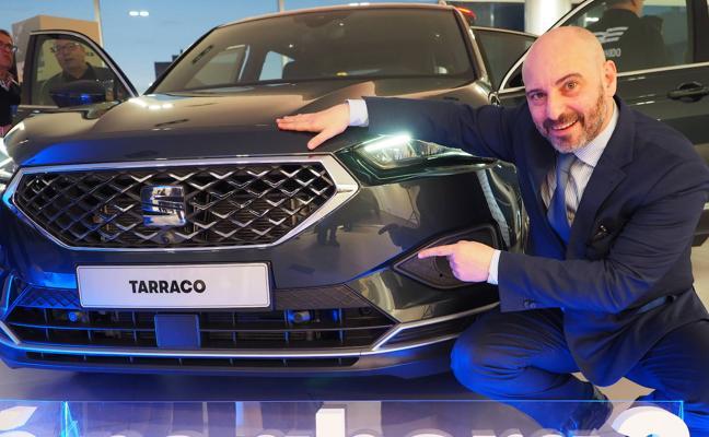 SEAT Tarraco, el SUV más versátil y familiar, con el mejor servicio en Automóviles Rueda