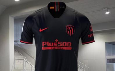 El Atlético lanza su segunda equipación para la temporada 2019-2020