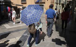 Málaga tendrá la misma temperatura que ciudades del norte de África en 2050