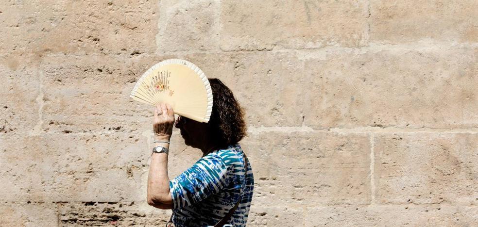 Ascenso de las temperaturas este sábado en Málaga, con Antequera en aviso amarillo
