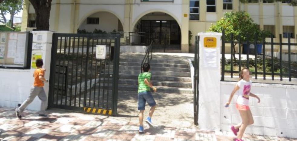 La Junta dice que no hay riesgo de caída del CEIP Miguel Hernández, pero ve la necesidad de intervenir con el Ayuntamiento