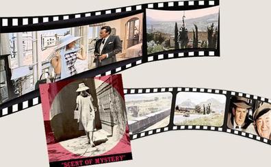 Elizabeth Taylor y el rodaje de la película con olor