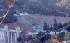 La Junta licita obras de mantenimiento y conservación en la presa de La Concepción