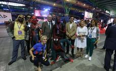 Gamepolis 2019 toma el Palacio de Ferias de Málaga