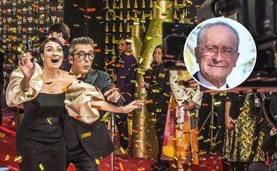 Francisco de la Torre: «Estoy convencido de que haremos posible que los Goya se celebren en Málaga en 2020»
