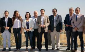 Moreno anuncia unos presupuestos «reformistas y negociados» para 2020