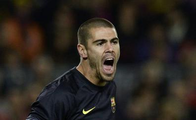 Víctor Valdés regresa al Barça como técnico del Juvenil A