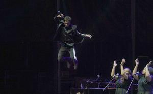 Jamie Cullum saca a bailar al Starlite