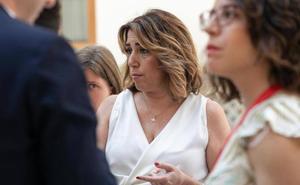 Díaz pide a Moreno que defienda a las mujeres frente a la «penúltima barbaridad» de Vox: «Si callas, otorgas»