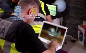 Cae una organización criminal internacional dedicada a estafar mediante la técnica del phishing