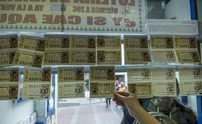 El primer premio de 600.000 euros de la Lotería Nacional toca en Álora