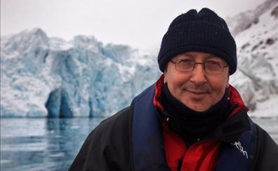 «Hay datos sobre el cambio climático que son evidentes; habría que ponerlos en los ascensores»