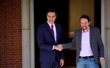 El PSOE da por hecho el acuerdo con Podemos