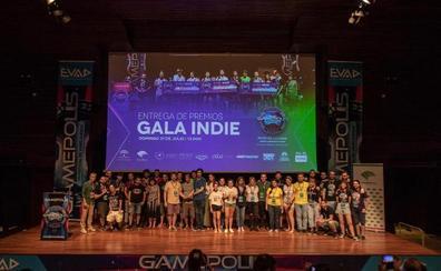 Gamepolis inicia su despedida premiando a los creadores independientes