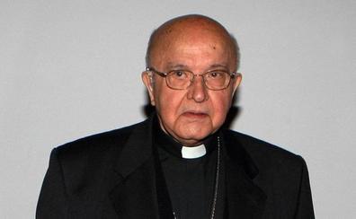 Fallece el arzobispo castrense emérito José Manuel Estepa