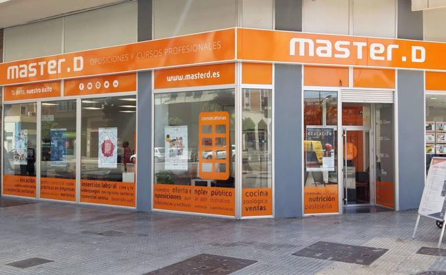 MasterD Málaga ha inaugurado su nuevo centro en la calle Salitre