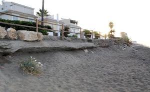 El Ayuntamiento exige al Gobierno Central una solución definitiva a los problemas del litoral de Rincón de la Victoria