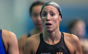 Jessica Vall, eliminada en las semifinales de 100 braza; Mireia Belmonte, fuera del 1.500