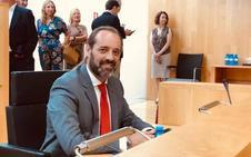 Juan Cassá se queda fuera del gobierno de coalición de la Diputación de Málaga