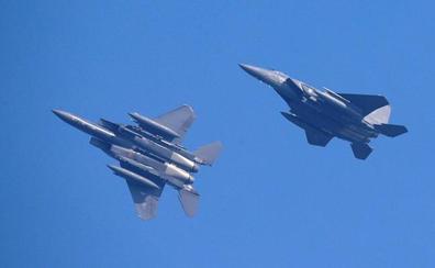 Moscú acusa a Seúl de poner en peligro su bombarderos en un incidente aéreo