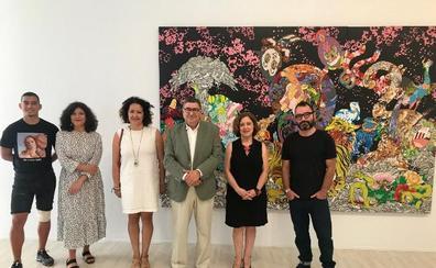 El CAC de Vélez-Málaga acoge a la élite mundial del arte pop del siglo XXI