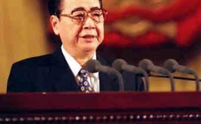 Muere Li Peng, el ex primer ministro chino que aplacó Tiananmen