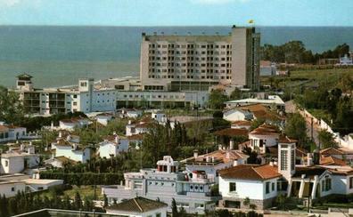 Hotel Pez Espada: buque insignia de Torremolinos