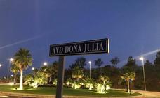 Doña Julia consigue iluminación tras meses de negociación