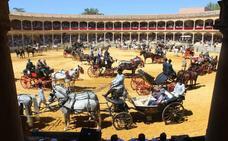 Los enganches se celebrarán el sábado de Feria