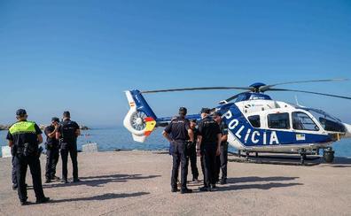 Más medios, efectivos y servicios extraordinarios dan forma al dispositivo de seguridad este verano en Marbella
