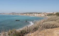 Playa ancha, el tesoro costero de Casares