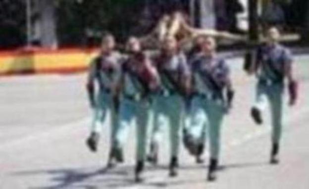 El Grupo de Caballería Reyes Católicos II de la Legión, conmemora el día de su Patrón en Ronda