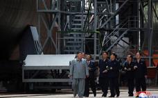 Corea del Norte lanza dos proyectiles desde su costa oriental