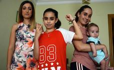 Nerea, la niña andaluza que necesita donantes de médula para salvar su vida y la de otros niños