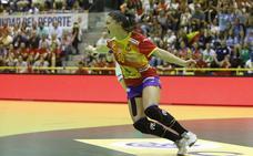 Sole López y Estela Doiro se concentran con la selección española