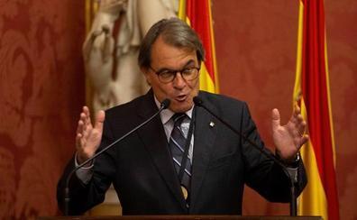 El Tribunal de Cuentas eleva casi 42.000 euros la cantidad que a Artur Mas debe devolver por el 9-N