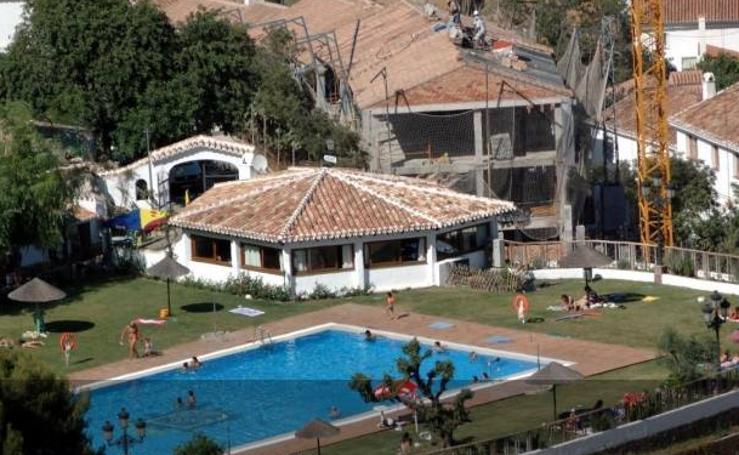 Ruta por las piscinas municipales de Málaga