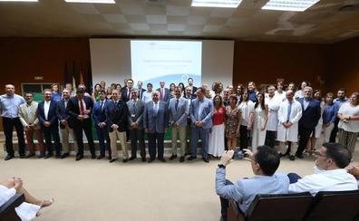 El consejero de Salud afirma que la gestión del nuevo hospital de Málaga nunca será privada