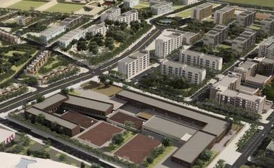 Urbania compra a Unicaja los suelos para edificar casi dos mil viviendas en Sánchez Blanca