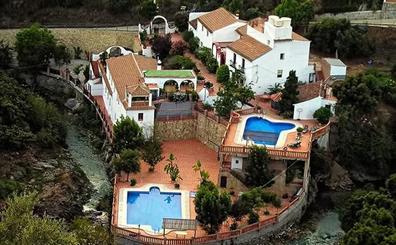 Casas rurales para disfrutar del verano en el interior de Málaga