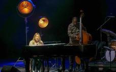 El realismo mágico del jazz de Diana Krall